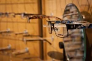 Lakeshore Eyecare Center Glasses Frames Board